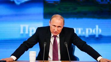 Czy Władimir Putin będzie twardszy od Angeli Merkel?