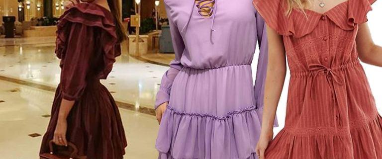 Sukienka Lewandowskiej zachwyciła internautów. Mamy podobne, tańsze modele