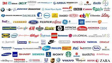 Najbardziej szanowane marki na świecie