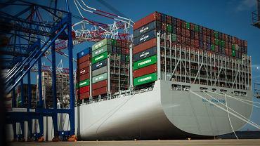 Terminal kontenerowy w Gdańsku