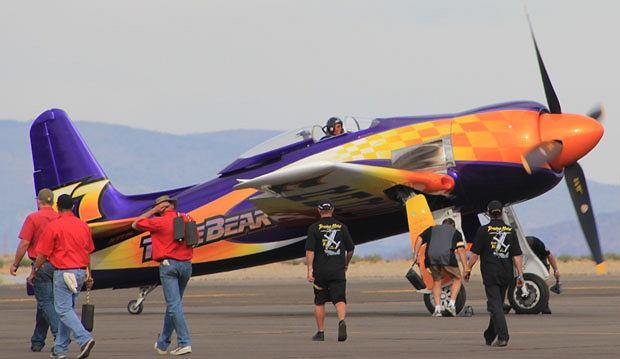 sport, Najszybszy sport świata: wyścigi lotnicze w Reno
