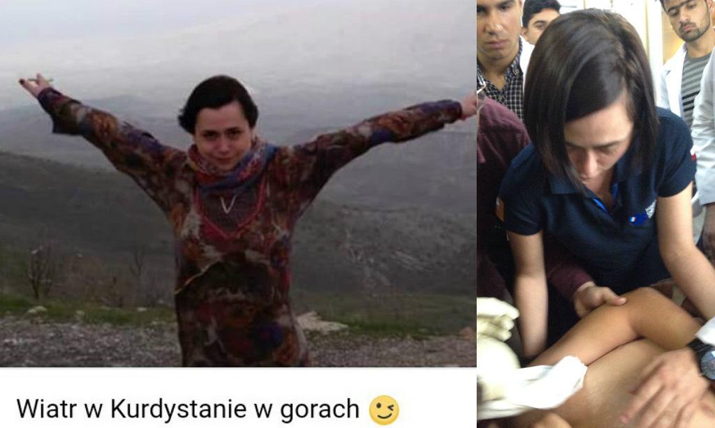 Polska lekarka w Kurdystanie