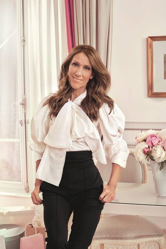 Celine Dion została nawą ambasadorką L'oreal