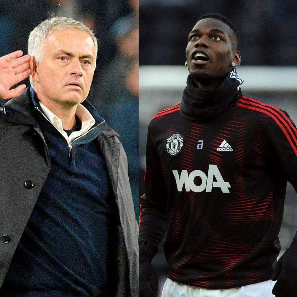 Jose Mourinho opowiedział o konflikcie z Paulem Pogbą