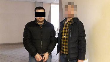 Policja zatrzymała obywatela Armenii, który pobił Ukraińca. W wyniku ataku ofiara straciła oko.