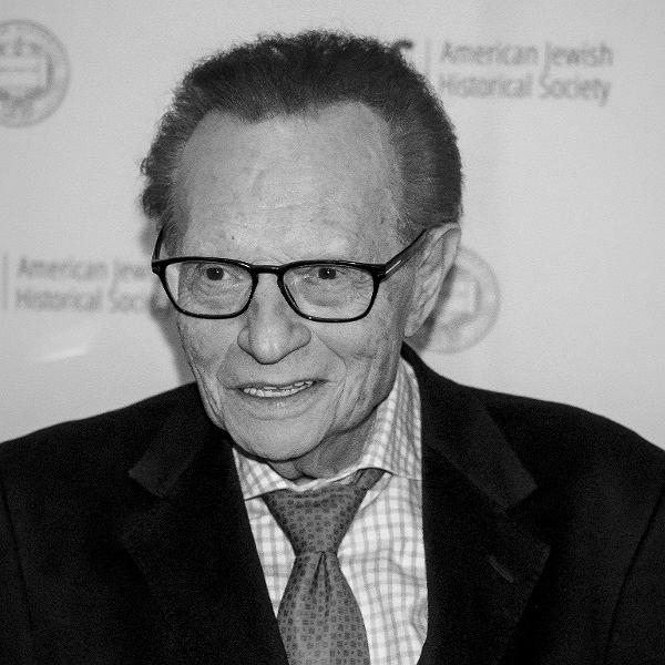Nie żyje Larry King. Słynny amerykański dziennikarz miał 87 lat