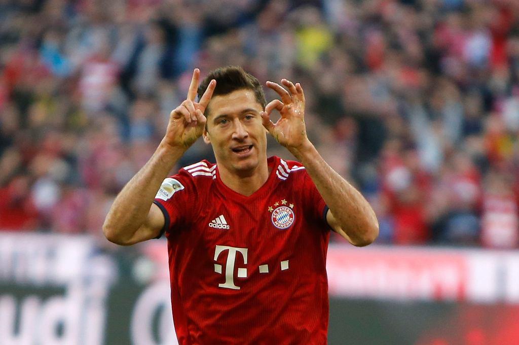 Robert Lewandowski strzelił w sobotę 200 gola w Bundeslidze.