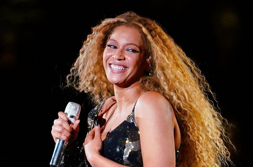 Beyonce na festiwalu Coachella w 2018 roku