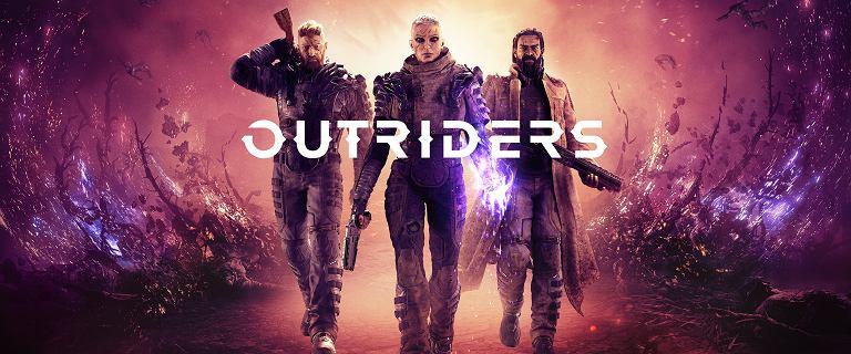 Outriders. Pierwsza prezentacja gry studia People Can Fly już dziś. Kiedy, gdzie i jak ją oglądać?