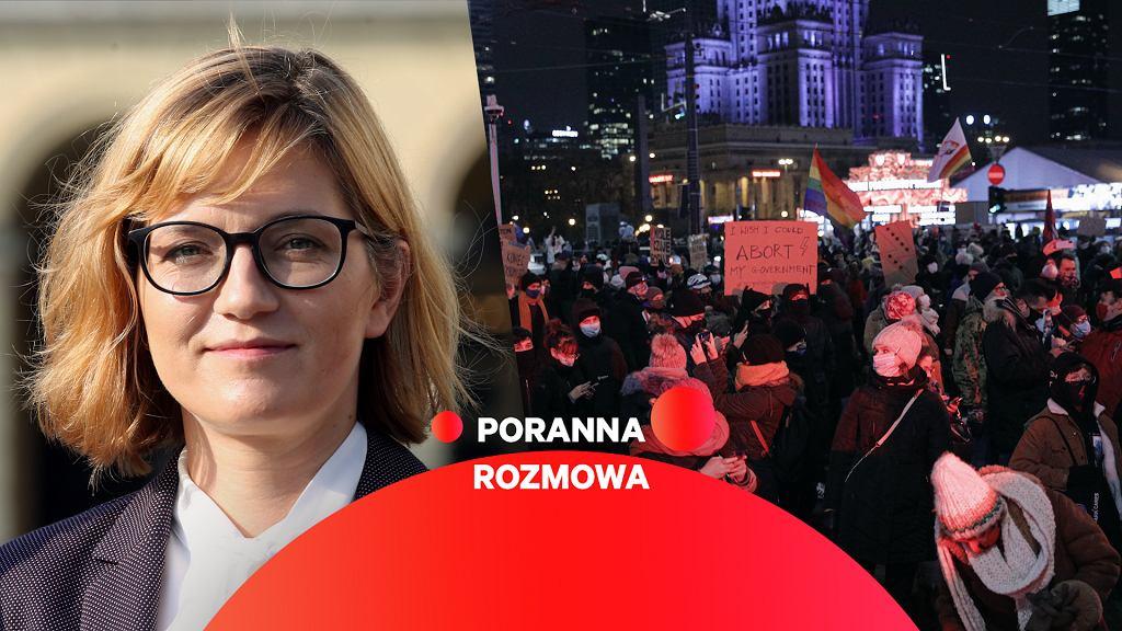 Magdalena Biejat w Gazeta.pl