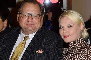 Ryszard Kalisz i Dominika Lis na Gali Dobrego Stylu