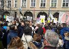 Prezydent Olsztyna obiecał pomoc dla strajkujących nauczycieli