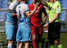 Lazio ukarało Milinkovicia-Savicia za kopnięcie Stępińskiego