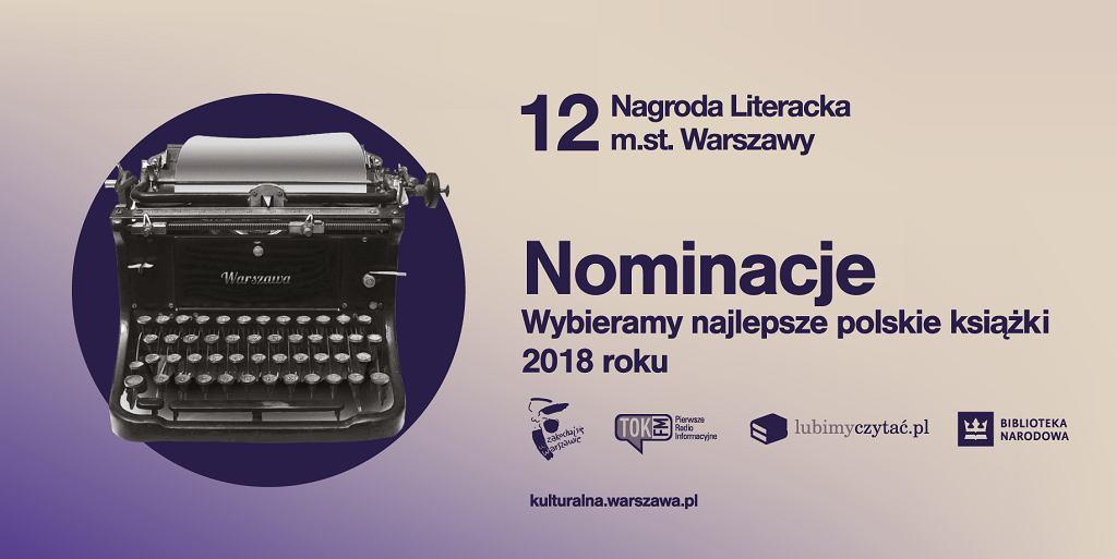 Warszawa czyta, pisze, odkrywa i nagradza