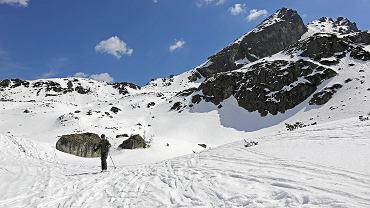 Pogoda w górach. W tatrach zagrożenie lawinowe