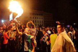 Mistrzostwa świata w piłce nożnej 2014. Algieria świętuje historyczny awans [ZDJĘCIA]
