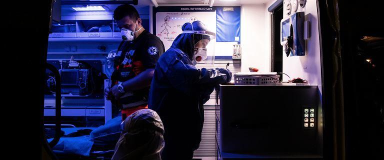 MZ: 15 698 nowych zakażeń koronawirusem i 309 ofiar śmiertelnych