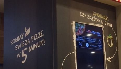 Pizza Hut Express. Nowy projekt Amrestu.