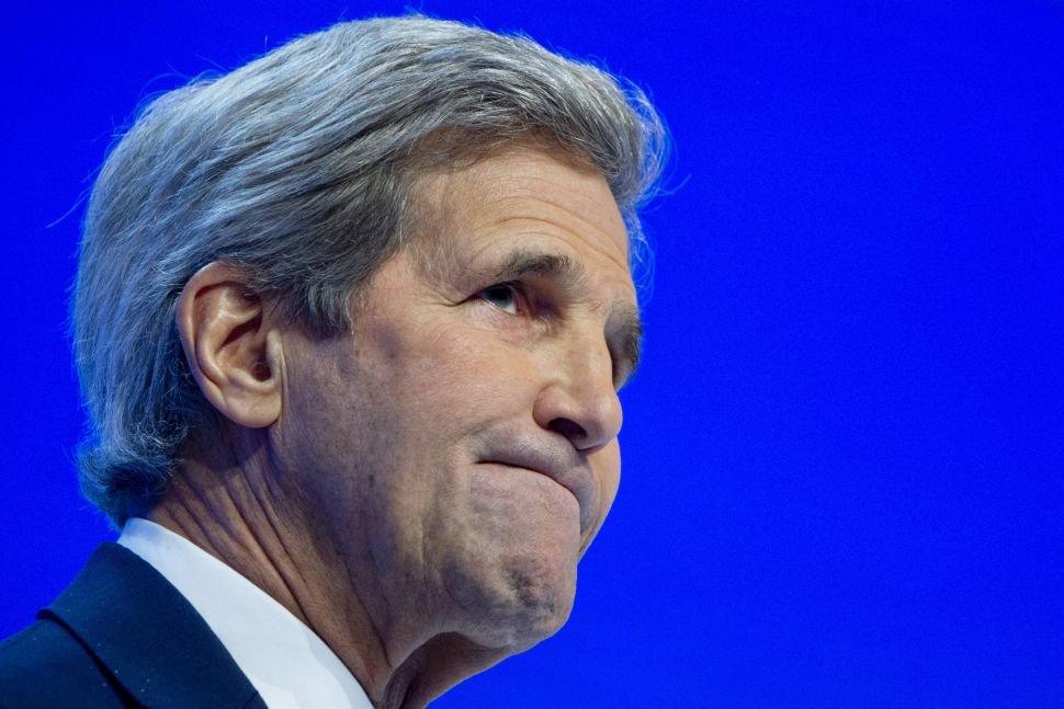 John Kerry w Davos mówił o sankcjach i kolejny raz wezwał Putina do przestrzegania ustaleń z Mińska
