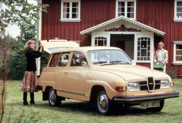 Saab 95 z 1969