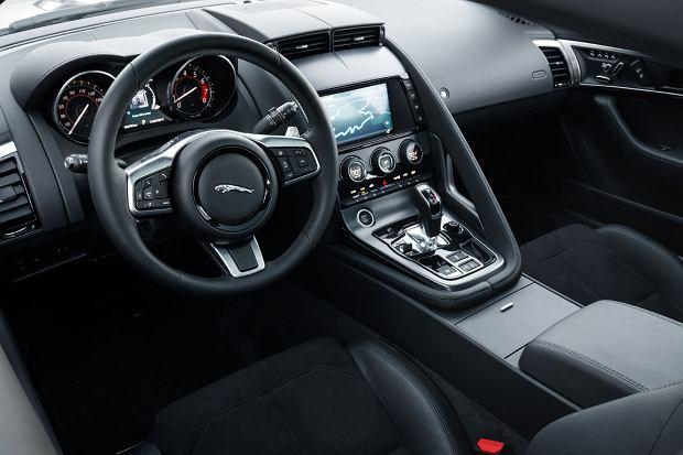 Jaguar F-Type 2.0 i4 Turbo