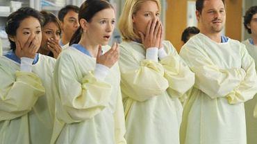 'Greys Anatomy' / Materiały prasowe