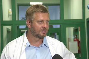 Wydrukowany w 3D implant połowy miednicy pomógł pacjentowi choremu na raka. Nowatorska operacja w Poznaniu