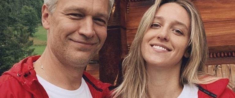 Ola i Michał Żebrowscy świętują urodziny starszego syna