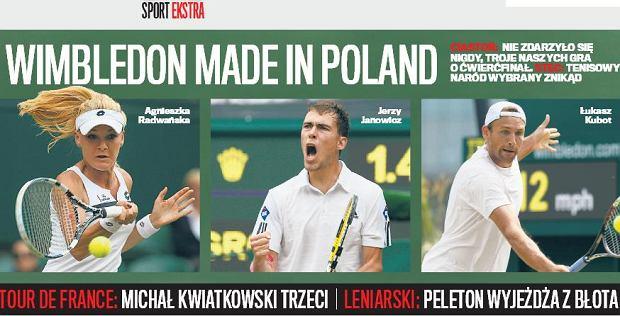 Wimbledon made in Poland