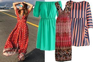 3 sukienki na lato