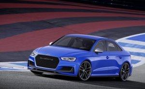 Audi A3 Clubsport Quattro Concept | Zapowiedź RS3?