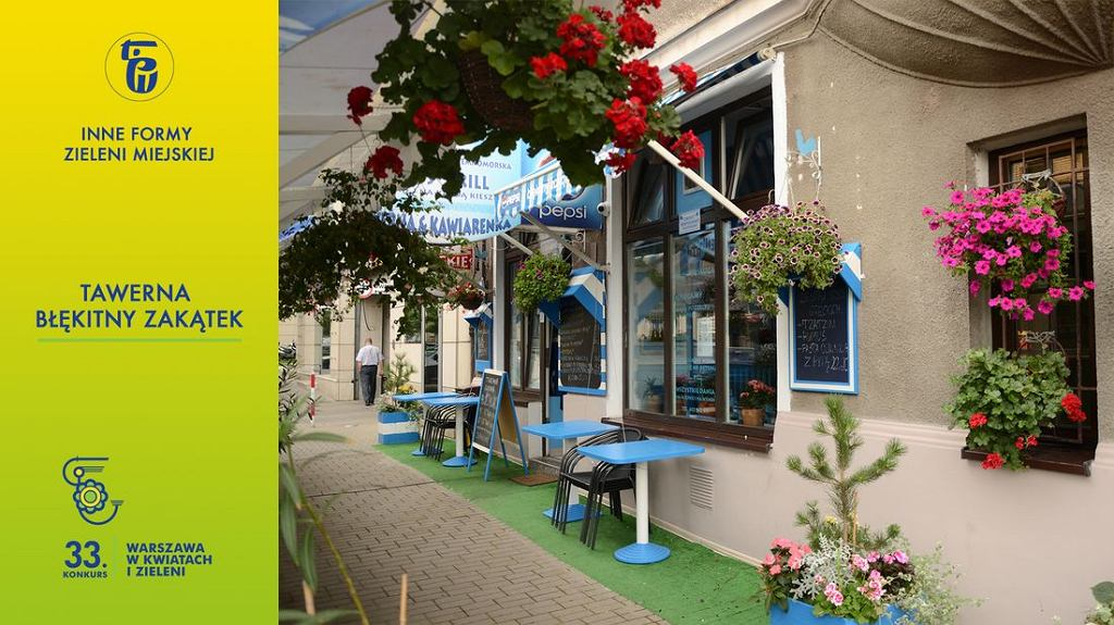 Restauracja Błękitny Zakątek (Ursynów) / materiały prasowe