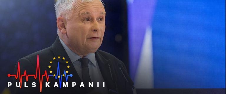 Kaczyński o KE: Może być z nią tak, jak z upadkiem Związku Sowieckiego