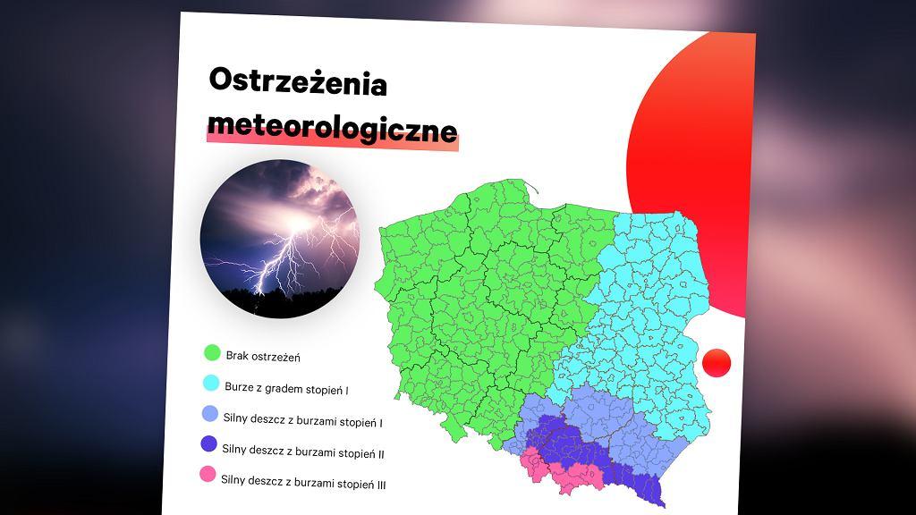 Stan wody na południu Polski rośnie. Na rzece Białej przejdzie fala powodziowa