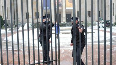 Muzeum Narodowe w Warszawie otwarte po raz pierwszy po jesiennym lockdownie (zdjęcie ilustracyjne)