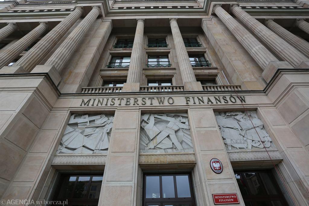 Zmiany w Ministerstwie Finansów