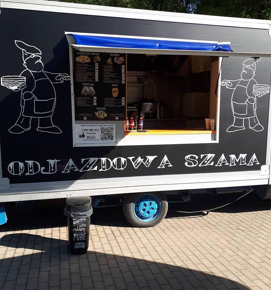 Odjazdowa Szama / materiały promocyjne FB