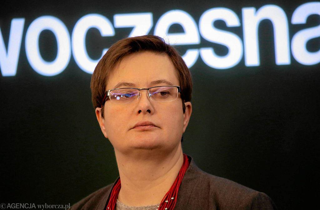 Katarzyna Lubnauer, posłanka Nowoczesnej