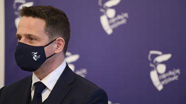 Prezydent Warszawy Rafał Trzaskowski o systemie opieki zdrowotnej i epidemii koronawirusa