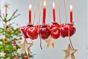 Naturalne dekoracje świąteczne. Boże Narodzenie w duchu eko