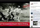 """Reklama wódki Żytniej z bohaterem """"Solidarności"""". """"Skrajna głupota"""""""
