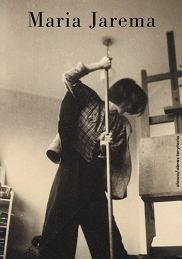 Książka  'Maria Jarema. Wymyślić sztukę na nowo' (fot. Materiały prasowe)