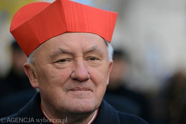 Kazimierz Nycz. Obecny kardynał metropolita warszawski, biskup diecezjalny koszalińsko-kołobrzeski w latach 2004-07