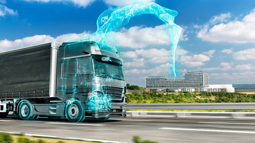 Rozwiązania dla samochodów ciężarowych pozwolą zmniejszyć emisję CO2