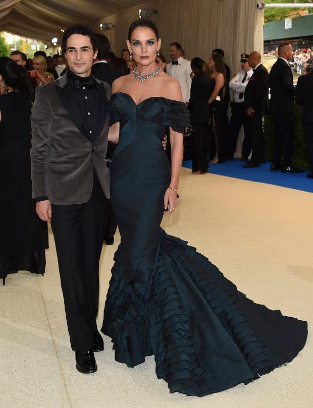 Zdjęcie numer 12 w galerii - MET Gala 2017. Jennifer Lopez z nowym partnerem i Rihanna w najdziwaczniejszej kreacji wieczoru