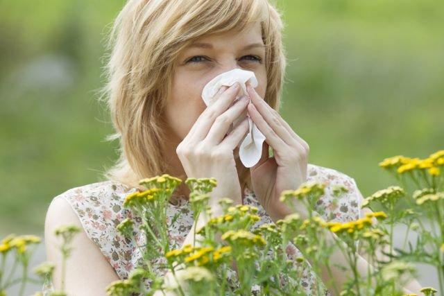 Katar to jeden z najczęstszych objawów alergii