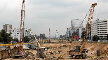 Budowa tunelu południowej obwodnicy Warszawy