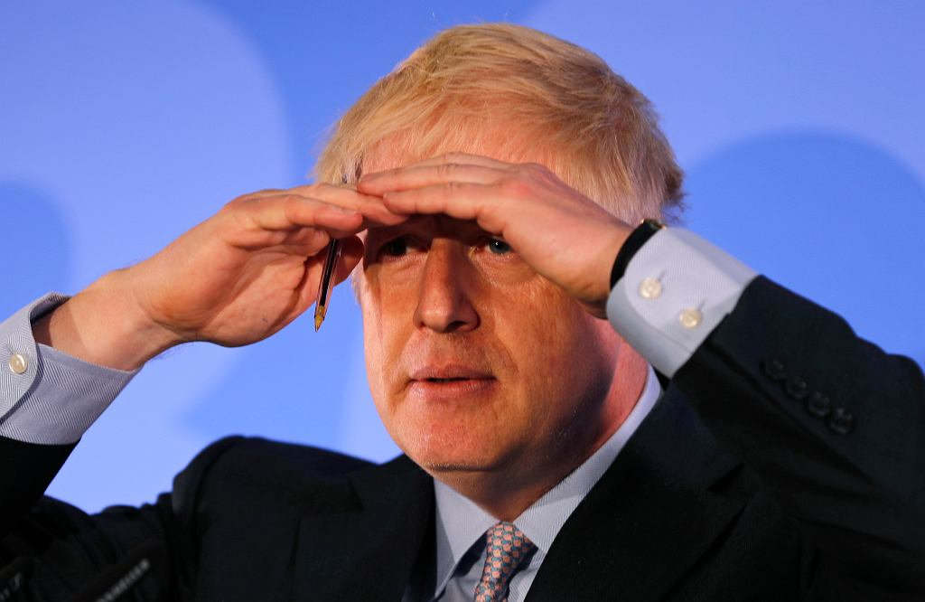 Boris Johnson i jego brexit