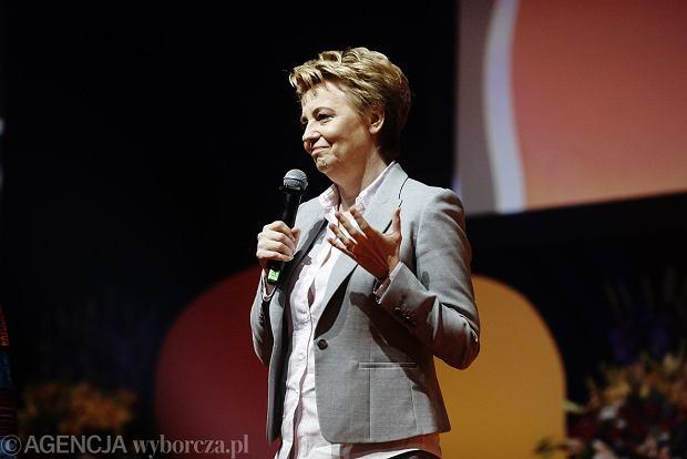 Wybory prezydenckie w Łodzi. Hanna Zdanowska, urzędująca prezydent Łodzi, jest jedną z faworytek w zbliżających się wyborach samorządowych
