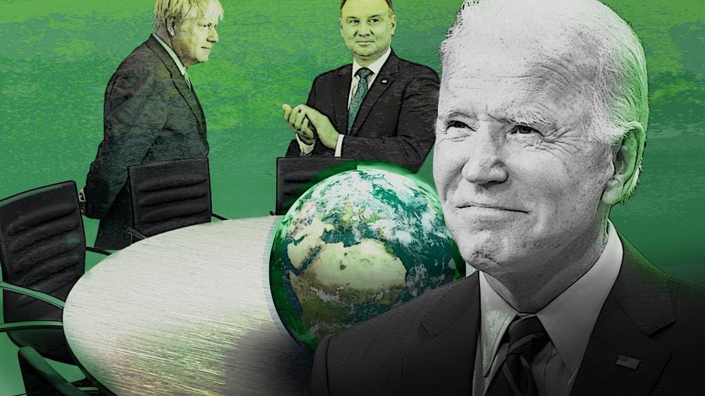 Szczyt klimatyczny zorganizowany przez Joe Bidena odbędzie się w dnia 22-23 kwietnia 2021 r.